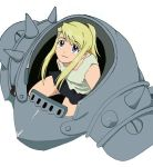 Winry by carichan
