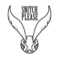 Snitch, please! by goblinworkshop