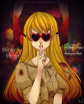 Heart shaped Glasses by Mizz-chama