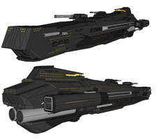 Centurion Defence Solutions inc. CSS 'Caro' by 1234theperson