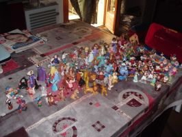 My Disney Figurines by HermioneHouse