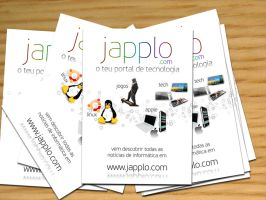 japplo flyer by antoniopratas
