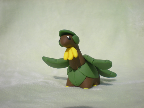 Tropius by Foureyedalien