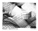 Piranesi Crosshatching by vincegotera