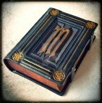 Personalized Book of Shadows by alexlibris999