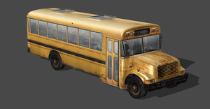 RESIDENT EVIL 6 BUS by OoFiLoO