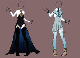 Fashion Adoptable Auction 118 - CLOSED by Karijn-s-Basement