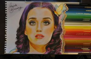 Katy Perry by jacintabrowning