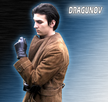 Dragunov cosplay by stuka1991