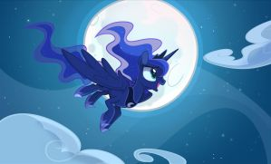 Princess of the Night by Wicklesmack
