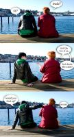 YJ: Dick and Wally 8 - Story by Nami06