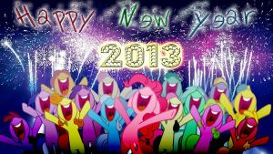 Happy New Year 2013 by Macgrubor