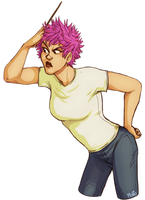 HP: Tonks by malin-j