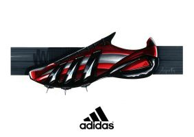 Adidas shoes by Frenchtouch29