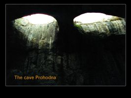 The Cave Prohodna 3 by Wearwolfaa