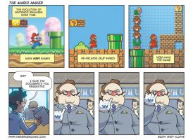 Nerd Rage - The Mario Maker by AndyKluthe