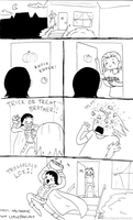 TRICK OR TREAT, BROTHER by DemonLuna