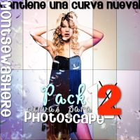 Pack 12 Curves for Photoscape with 1 NEW CURVE by Montsewashere