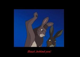 Funny Watership Down 10 by CrispinVCampion