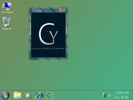 CY Logo Redefined with Windows Modified by cyogesh56