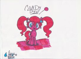 Candy Pie Ponified by AquaBliss