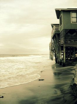 Shore House by JessLaura