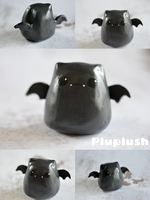 Pluplush black Betty by Superpluplush