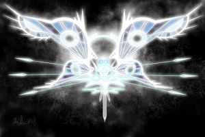 Abstract Angel by Sathiest-Emperor