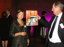 Francis Bacon PV at the Tate 2 by mORGANICo-cOM