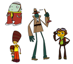 Psychonauts doodles by Pookie776