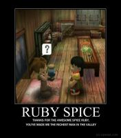 Harvest Moon AWL: Ruby Spice by Selecthumor