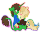 First Kiss by Spitfire-SOS