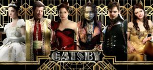 OUAT meets The Great Gatsby by MlleRevenant