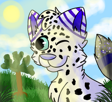 :AT: Sunny day by LouPup