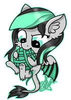 PC Chibi Artwing by SaturnStar14