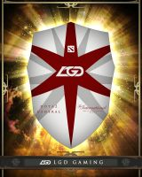 TI5 Banner - 8 - Lgd by goldenhearted