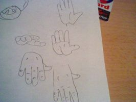 hand practice by Burnzy69