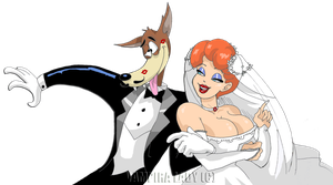 Focus now, it's wedding time by VampiraLady