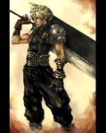 Cloud strife by longai