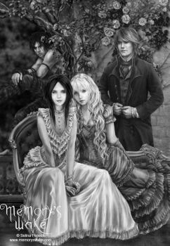 Group Portrait by SelinaFenech