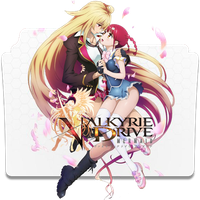 Valkyrie Drive Mermaid Folder Icon by UchihaDJPasindu