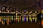 Weser-night by airborne-Bonsai
