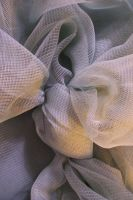 All netted up in Knot - fabric by paintresseye