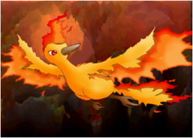 Moltres by icycatelf