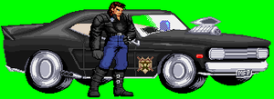 mad max capcom style by kmellsenin