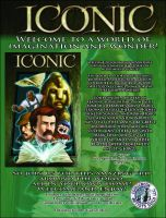 CAG iconic page ad design by westwolf270