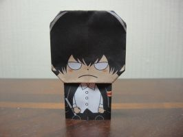 hibari paper doll by cloudy-days95
