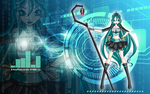 CE - Synchronization Miku in Bloom by MiniWinx