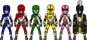 Power Ranger Olympian Guardian V2 by Kgoku28