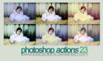 Photoshop Actions 23 by ToxicActions